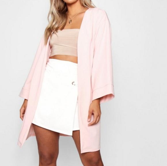 Tops - Pink kimono